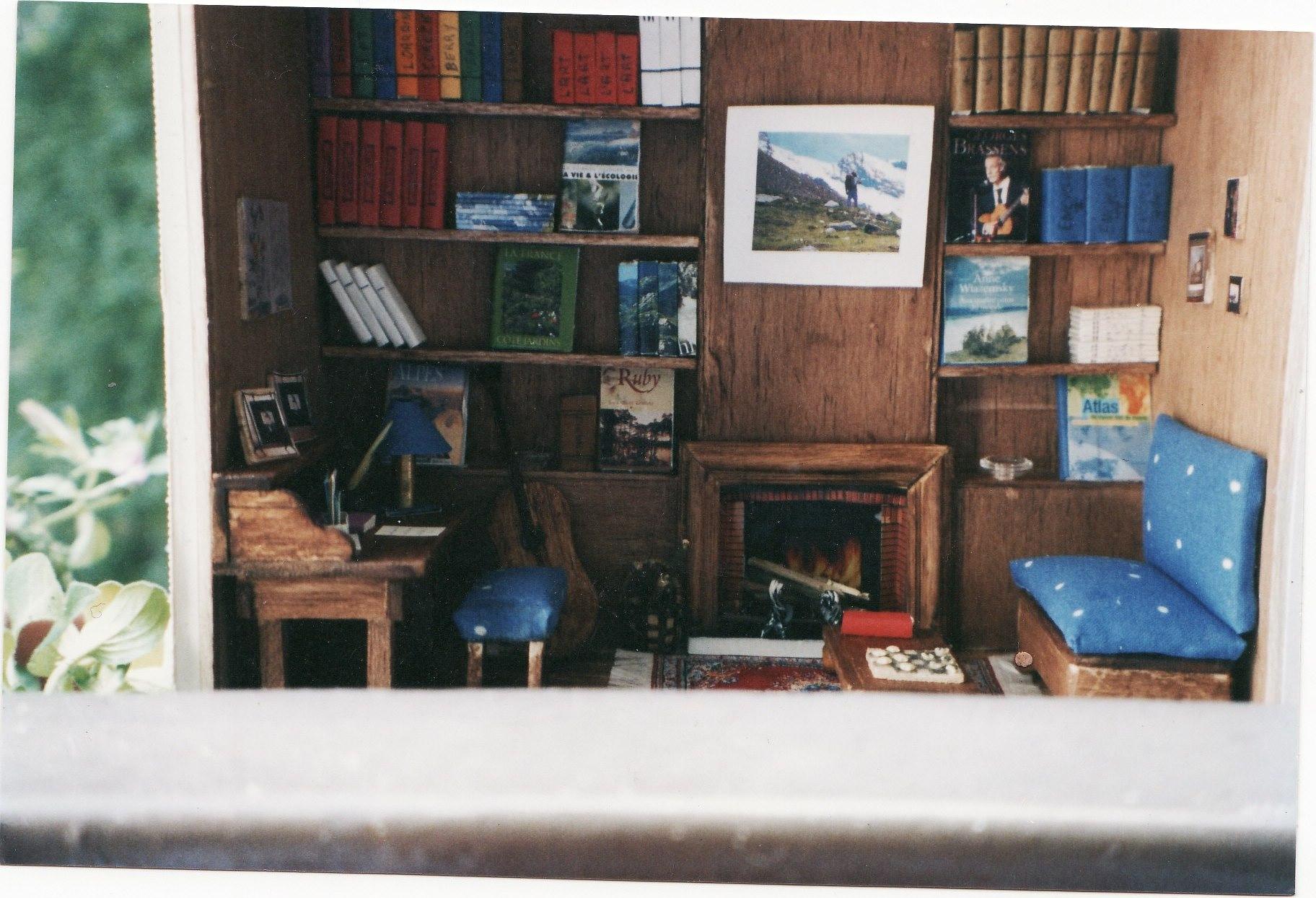 Mini vitrines a quatre mains bervas49 - Salon des travaux manuels ...